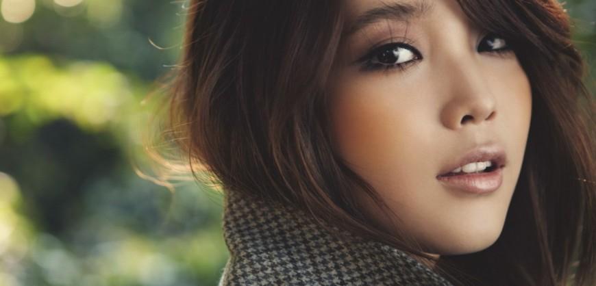 корейско момиче