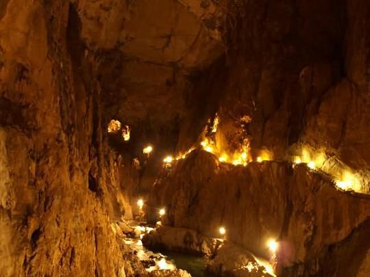 Пещерите Шкоцян