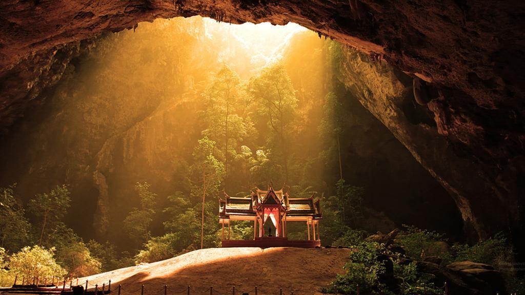 Пещерата Прая Након