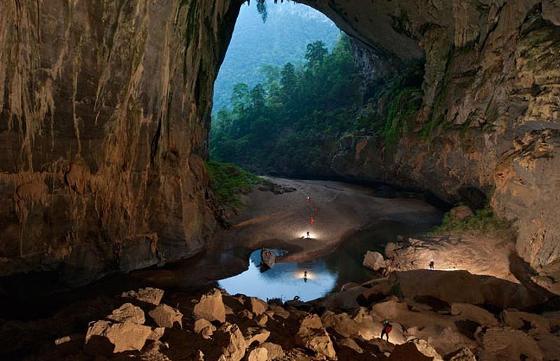 Пещерата Son Doong