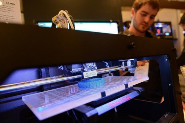 4d принтер
